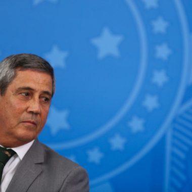 """Braga Netto: """"se a economia não voltar, vai ter gente morrendo de fome"""