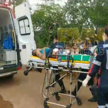 Jovem é atacado a tiros na zona leste de Porto Velho