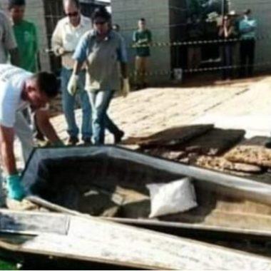 Polícia Civil investiga vídeo falso sobre caixões enterrado com pedras