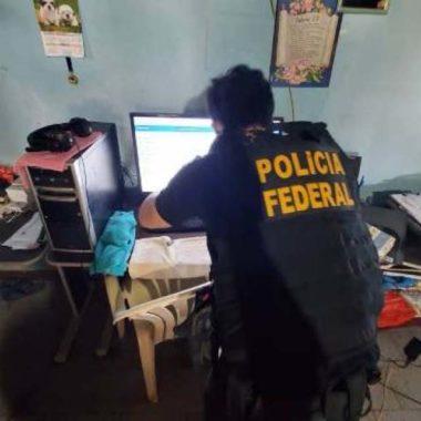 OPERAÇÃO NILO – Polícia Federal prende homem que compartilhava pornografia infantil