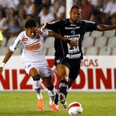 Nas redes sociais, clube tailândes desafia torcedores ao relembrar duelo entre Júnior Lopes e Neymar