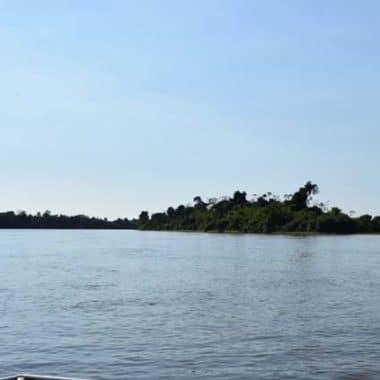 PF realiza fiscalização em trechos do Rio Guaporé, em Rondônia