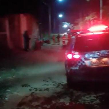 Homem é executado com vários tiros no bairro planalto