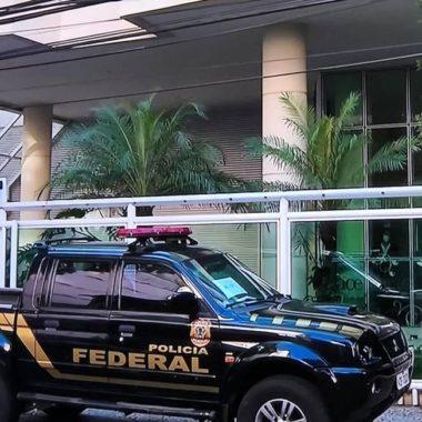 PF faz operação na residência oficial do governador do Rio