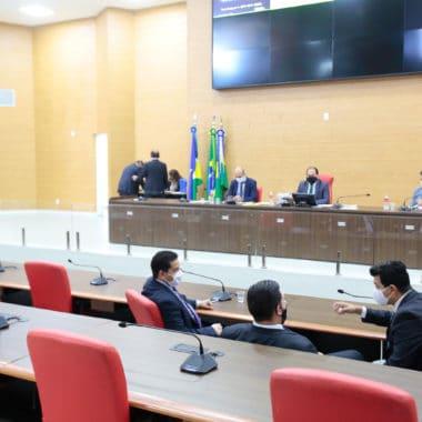 Deputados aprovam o nome de Elias Rezende para comandar o DER