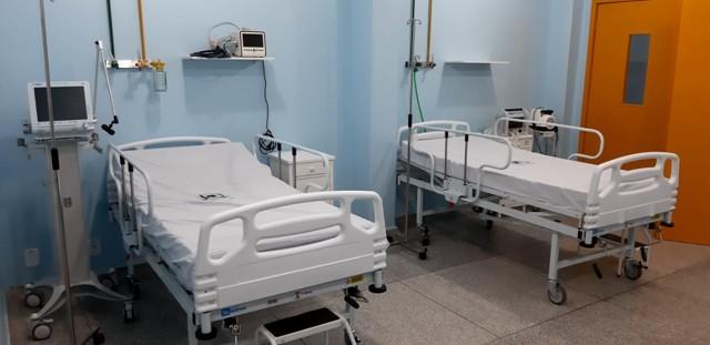 Capital disponibiliza 70 leitos para pacientes durante a pandemia