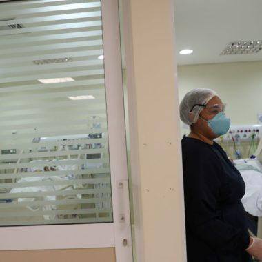 Hospital de campanha inicia atendimento de refugiados em Roraima