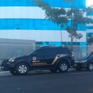 DÚCTIL – Polícia Federal deflagra operação na SESAU e prende duas pessoas