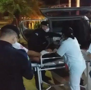 Após roubar moto, criminoso é baleado e morre no Hospital João Paulo II