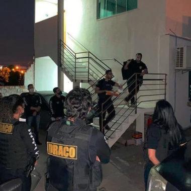 OPERAÇÃO LOCKDOWN – Polícia Civil prende foragidos que solicitaram auxílio emergencial em Rondônia