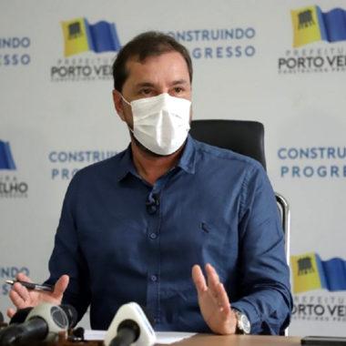 Prefeito da Capital entra na Justiça e pede 14 dias de lockdown; Veja petição