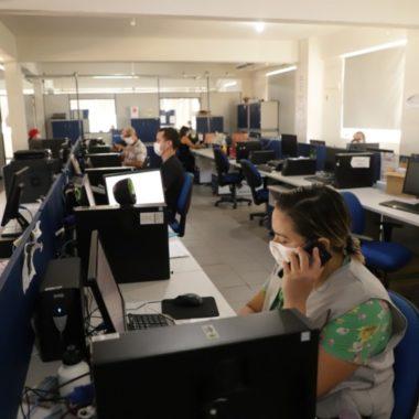 Prefeitura monitora pacientes diagnosticados com Covid-19