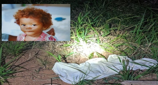 BÁRBARO – Pai mata filha de 1 ano com enforcamento e paulada para se vingar da mulher em RO