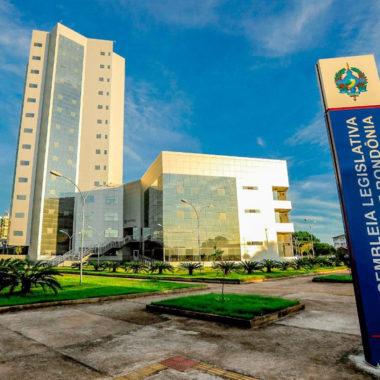 CORONAVÍRUS – Após três mortes de servidores, Assembleia Legislativa de Rondônia decreta lockdown