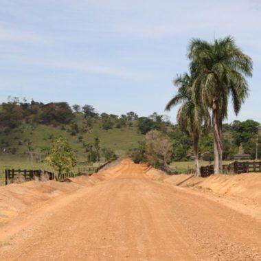 Regional do DER em Ji-Paraná encerra primeiro semestre com mais de 50% de sua malha viária recuperada