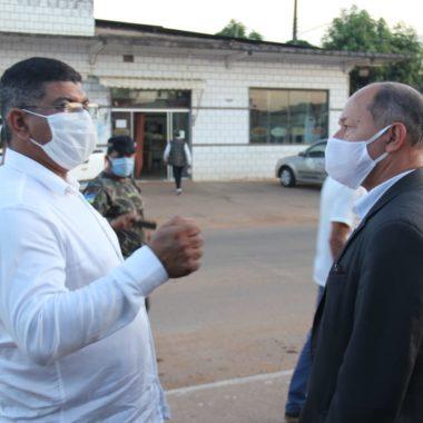 Deputado Federal tem reunião com prefeito Lucivaldo Fabricio, elogia gestão e diz que Candeias está em boas mãos