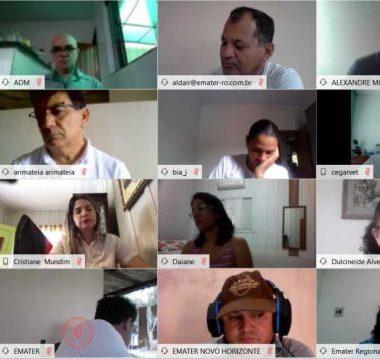 Emater lança plataforma digital para capacitação técnica em Rondônia