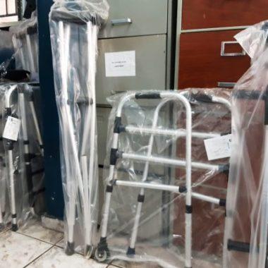 Aparelhos de mobilidade estão disponíveis para retirada na 1ª Gerência Regional de Saúde de Ji-Paraná