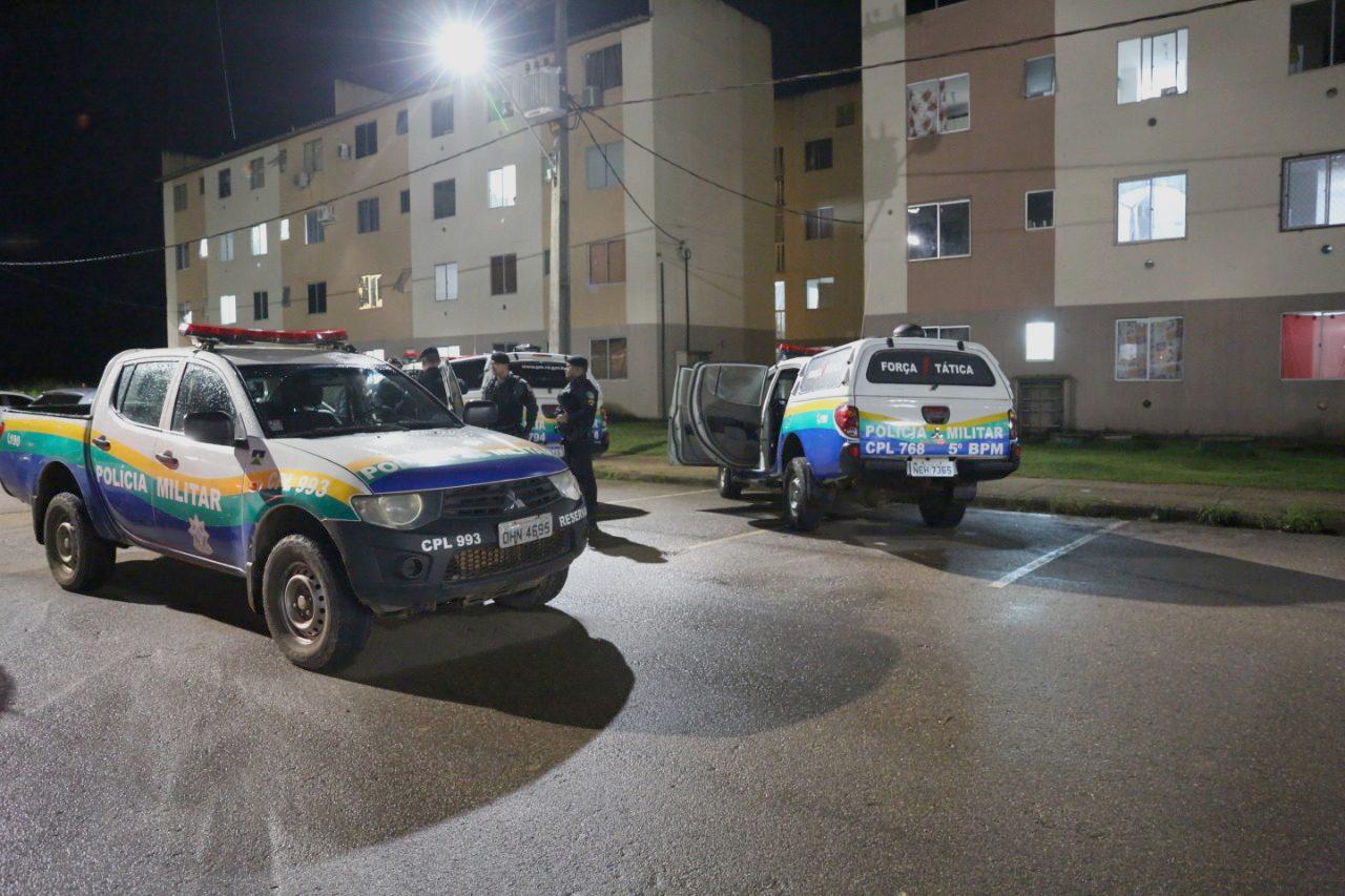Polícia prende bando que se exibia com armas no Orgulho do Madeira