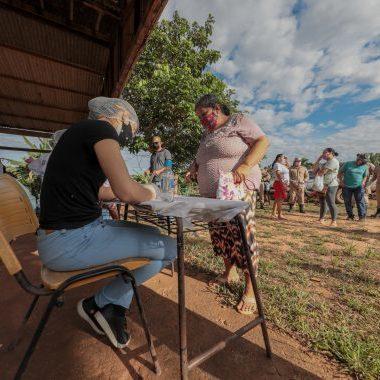 Juventude Voluntária já atua em sete municípios de Rondônia no combate à Covid-19