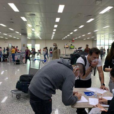 COVID-19: Aeroporto de Porto Velho adota novas medidas de proteção definidas pela Anvisa