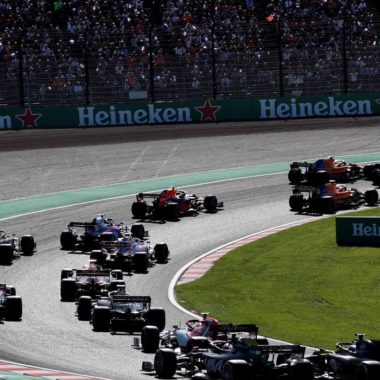 Covid-19: Fórmula 1 cancela GPs do Azerbaijão, Singapura e Japão