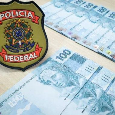 Polícia Federal prende homem com notas falsas em Colorado
