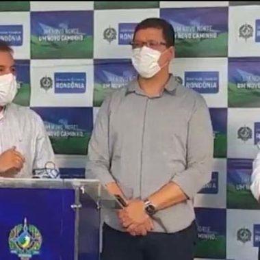 CORONAVÍRUS – Prestes a decretar lockdown Governo age praticamente só contra a pandemia; prefeito da capital anunciou 50 leitos e ficou só na promessa