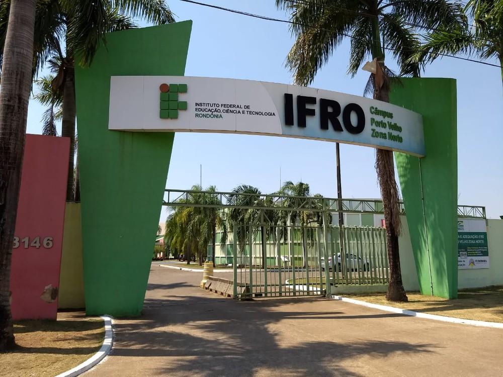 Ifro prorroga inscrições para processo seletivo de cursos técnicos e de graduação