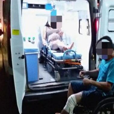 Candeias do Jamari – Homem morre e dois ficam baleados durante tiroteio