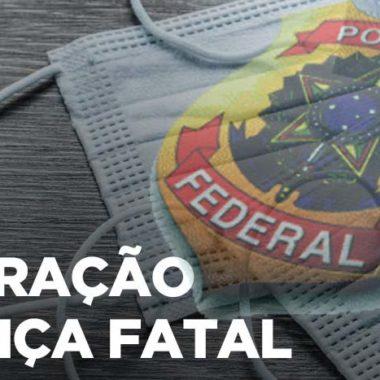 Polícia Federal investiga superfaturamento de máscaras na prefeitura