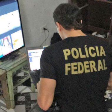 Polícia Federal faz operações contra pornografia infantil