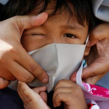 Pediatra orienta que crianças acima de dois anos devem usar máscaras para evitar contágio da Covid-19