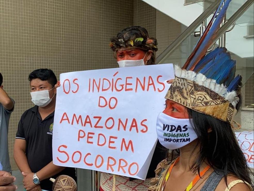 Quase 2 mil indígenas são infectados por Covid-19 em 78 povos no Brasil, diz organização