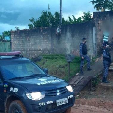 PATAMO de Jaru recaptura foragido da comarca de Ariquemes
