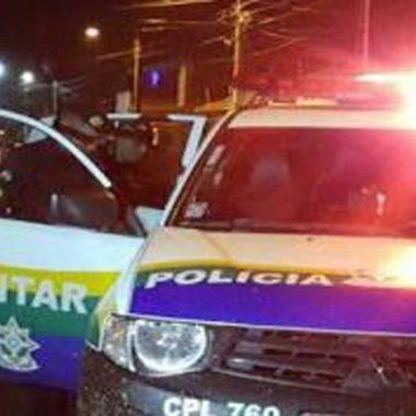 Polícia evita homicídio e prende membro de facção com revólver