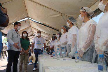Detran apoia ações do Mapeia Rondônia em combate ao coronavírus