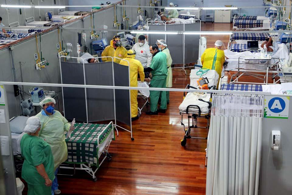 Fiocruz avalia condições de trabalho na saúde durante a pandemia