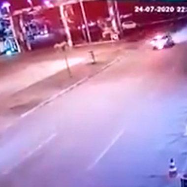 'Poderia ter sido comigo' diz homem que presenciou morte de ciclista após disputa de racha em Porto Velho