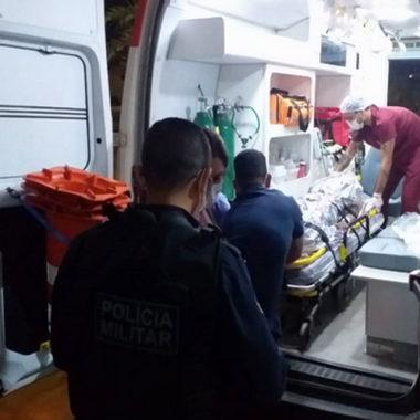 Jovem usuário de drogas leva tiro na cabeça no Distrito de Jaci-Paraná