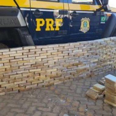 Irmão de ex-deputado de Rondônia é preso com mais de 400 kg de cocaína