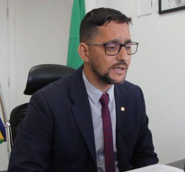 Deputado Anderson, Fenasppen e comissão de policiais penais discutem com secretário de Justiça regulamentação da Polícia Penal de Rondônia