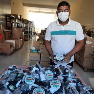 CANDEIAS X COVID – Prefeitura monta força tarefa com fiscalizações, testagem rápida e entrega de kits