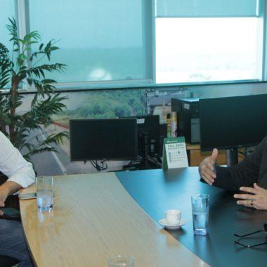 Deputado Anderson tem reunião com novo diretor do DER e cobra obras da Estrada da Penal, RO Lúcia Tereza, estrada do Calcário e Ponte da Vala