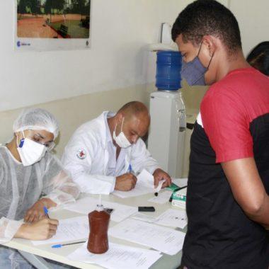 Servidores e familiares têm atendimento específico para Covid-19 na Policlínica Oswaldo Cruz, em Porto Velho