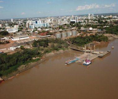 Porto de Porto Velho completa 45 anos de contribuição para o desenvolvimento de Rondônia