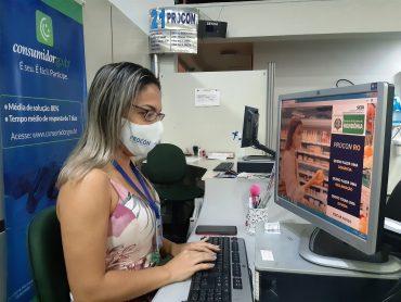 Procon reabre atendimento por agendamento eletrônico em Ji-Paraná