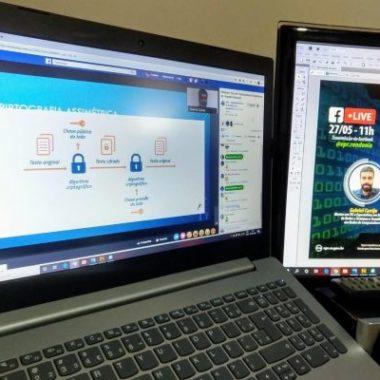 Setic realiza videoconferências para incentivar a comunicação interna entre os servidores
