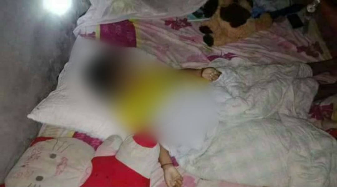 REVOLTANTE – Criança é estrangulada com cinto pelo próprio pai após 'levantar a voz' para ele