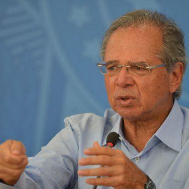 Guedes entregahojeao Congresso proposta de reforma tributária